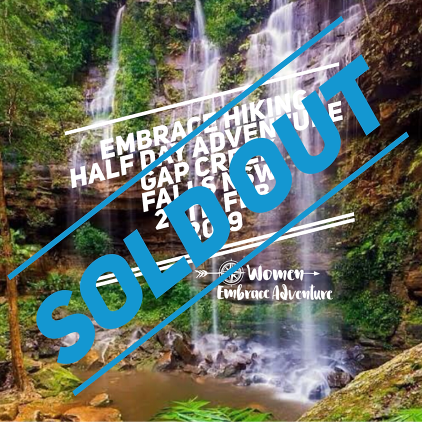 Embrace Hiking Half Day Adventure and Picnic Lunch  - Gap Creek Falls, The Watagans