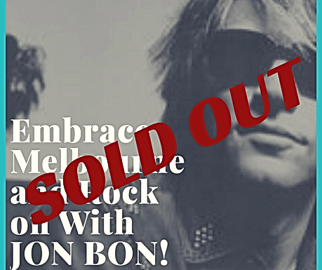 VIP Bon Jovi Melbourne Extravaganza Weekend!