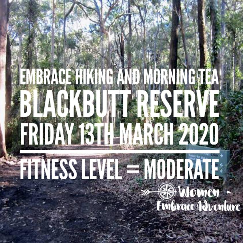 Embrace Hiking Half Day Adventure and Morning Tea - Blackbutt Reserve
