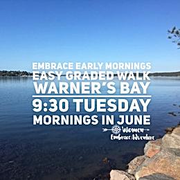 Embrace Morning Walking - Warners Bay NSW
