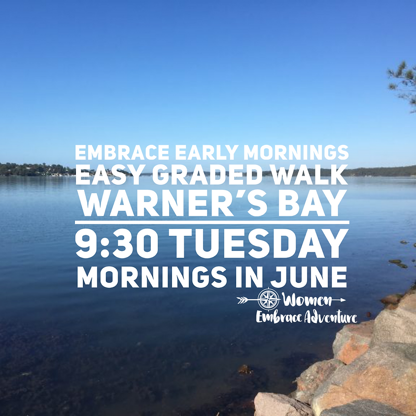 Embrace Morning Walking - Warners Bay NSW