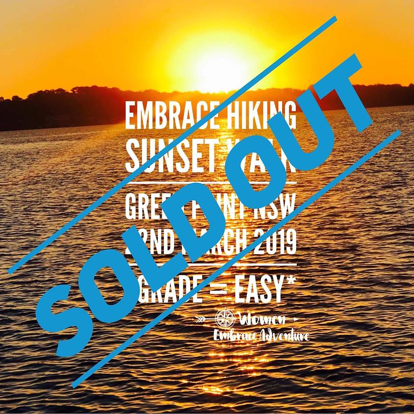 Embrace Hiking - Sunset Walk, Green Point, NSW