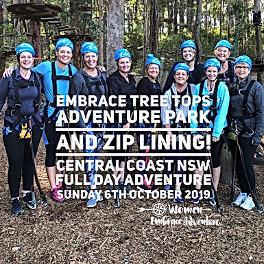 Embrace Tree Tops Adventure and Zip Lining