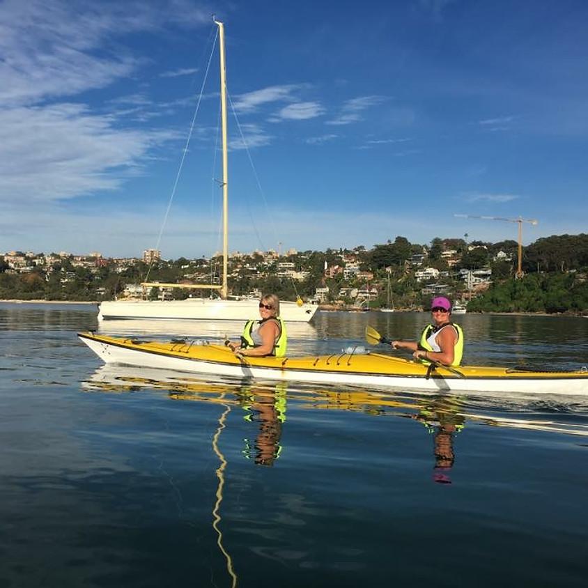 Embrace Escapes Half Day Kayak Tour