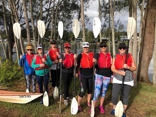Kayak Embrace Myall Lakes Paddle Weekend