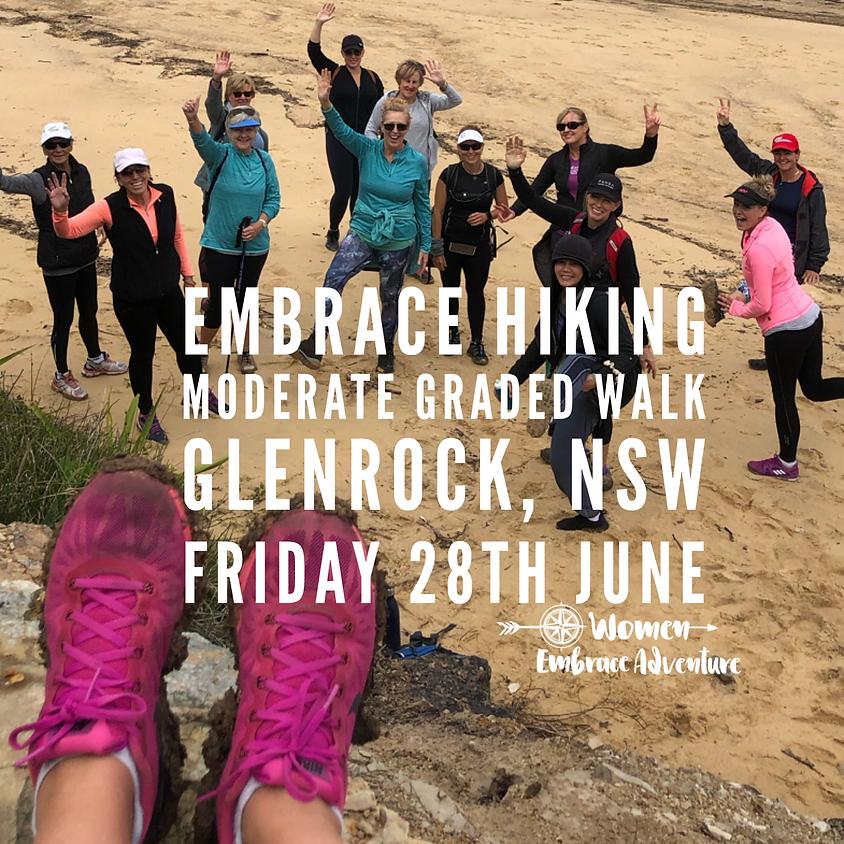 Embrace Hiking Half Day Adventure and Morning Tea - Glenrock NSW