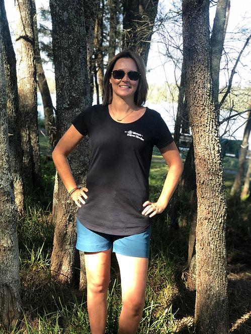 Tee Shirt Women Embrace Adventure