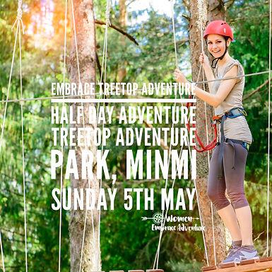 Embrace Tree Tops Adventure