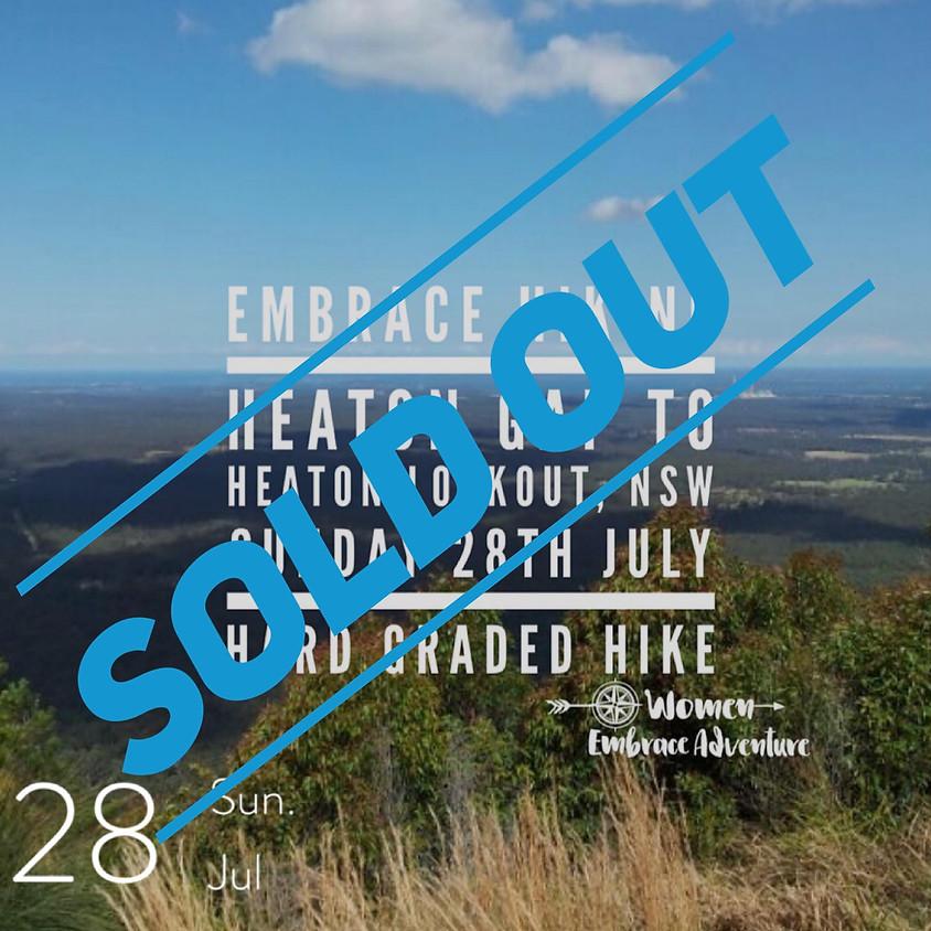 Embrace Hiking - Full Day Adventure, Heaton Gap - Heaton Lookout