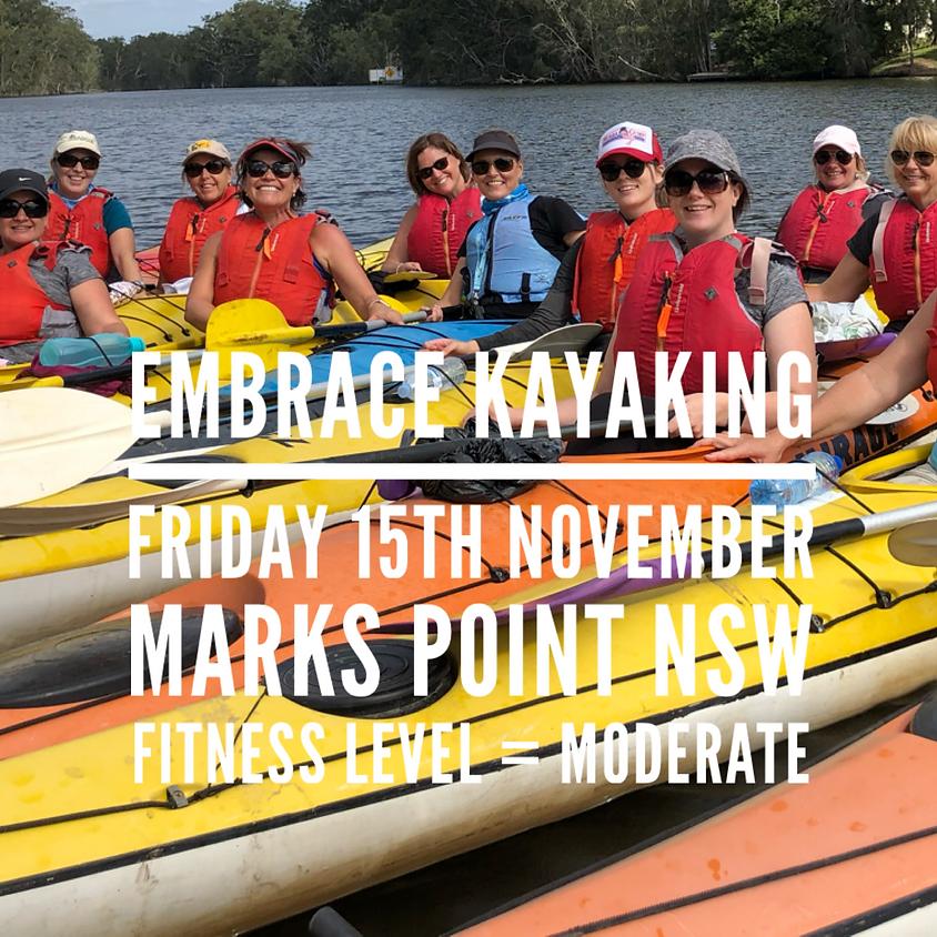 Embrace Kayaking - Marks Point NSW (1)