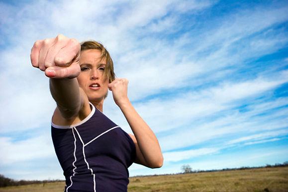 Women Embrace Self Defence Workshop