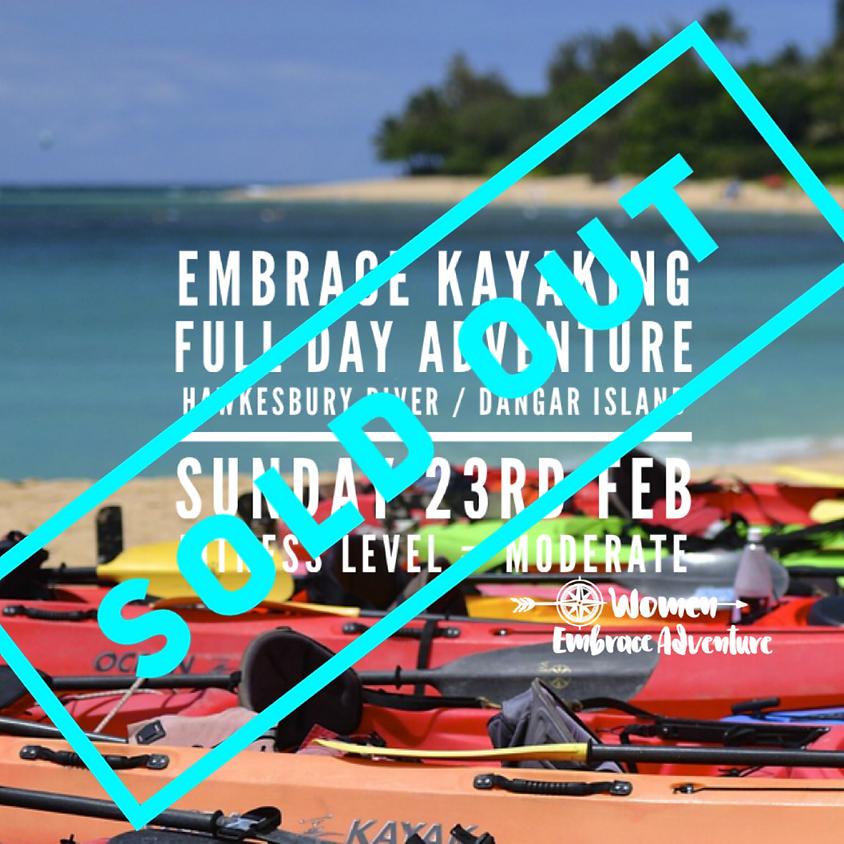 Embrace Kayaking - Full Day Hawkesbury / Dangar Island Paddle