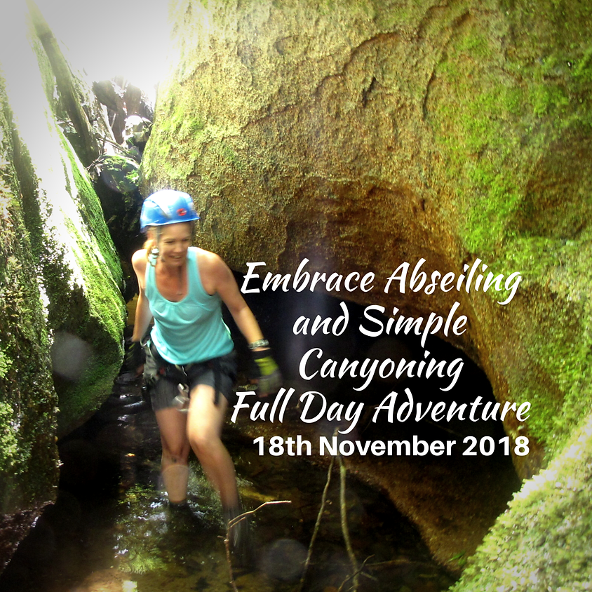 Embrace Abseiling and Simple Canyoning Full Day Adventure - The Watagans