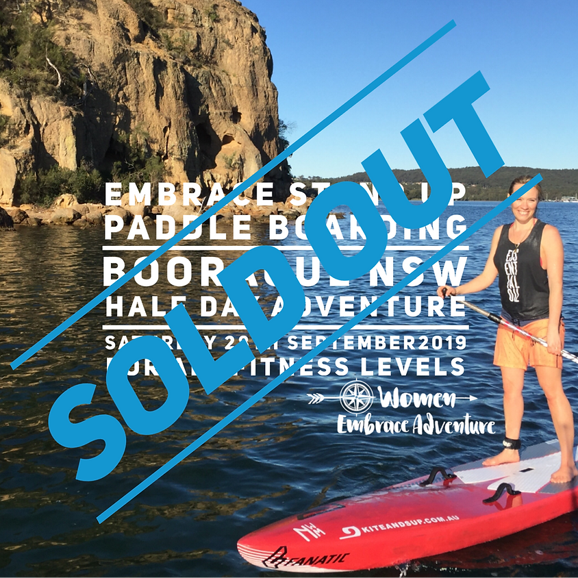 Embrace Stand Up Paddle Boarding