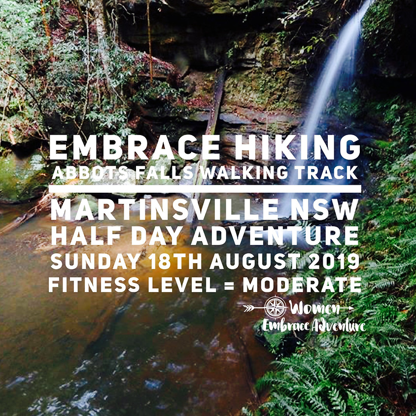Embrace Hiking Half Day Adventure with Lunch - Martinsville NSW