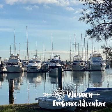 Women Embrace Hiking Awaba Bay Lake Macquarie (1)