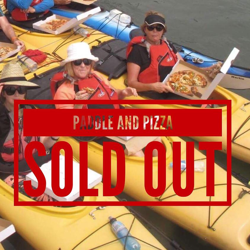 Kayak Paddle & Pizza  Tour Newcastle Harbour