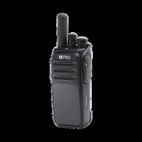 Radio 4G LTE, Protección IP67, Uso Rudo, Compatible con NXRADIO