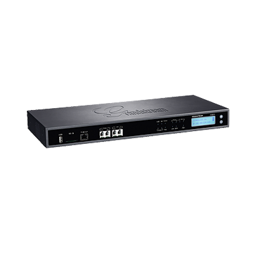IP-PBX para T1/E1 y 200 llamadas simultáneas