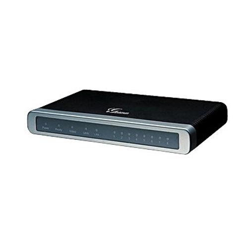 Adaptador VoIP GrandStream de 8 FXS