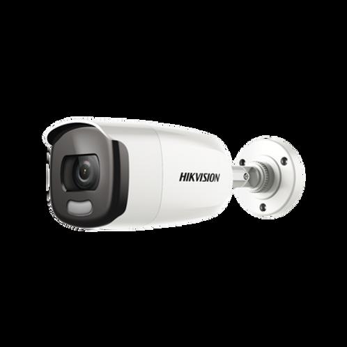 Bullet TURBO 1080p / Imagen a color 24/7 / Lente 3.6 mm / Luz Blanca 40 mts