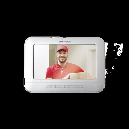 """Monitor 7"""" adicional para TV Portero análogo DS-KIS202"""
