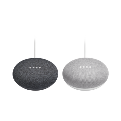Kit Google Home Mini Asistente de Voz, Inalámbrico, WiFi, Bluetooth,.
