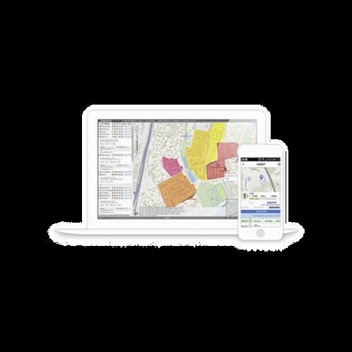 Plataforma Avanzada para Rastreo GPS, VIDEO Móvil y Telemática Vehicular/Mensual
