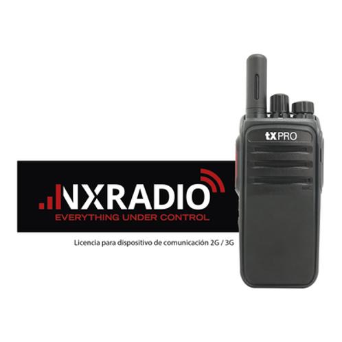 Plataforma de Radiocomunicación Profesional para Terminales TE390/TXR58A/TXR50A