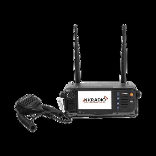 """Radio PoC Móvil 4G LTE, Compatible con NXRadio, Pantalla Táctil de 4"""""""