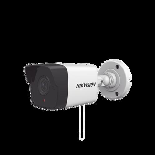 Bala IP 2 Megapixel / Lente 2.8 mm / Microfono Integrado / 30 mts IR EXIR /