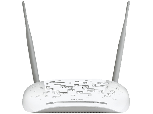 Access Point TP-LINK TL-WA801ND, 300 Mbit/s, Omni Directional, 5 dBi