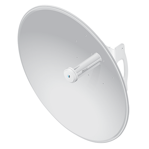 PowerBeam airMAX M5, hasta 150 Mbps, frecuencia 5 GHz (5170-5875 MHz) con antena