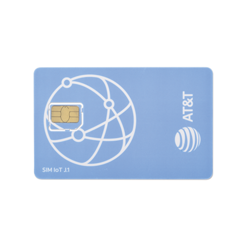SIM AT&T IoT para RADIO, Cobertura México/USA/Canadá, 1GB MENSUAL