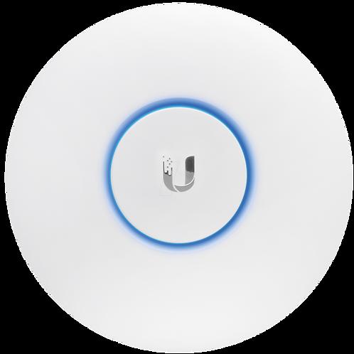 Access Point LITE UniFi doble banda 802.11ac 360° MIMO 2X2 para interior PoE 802