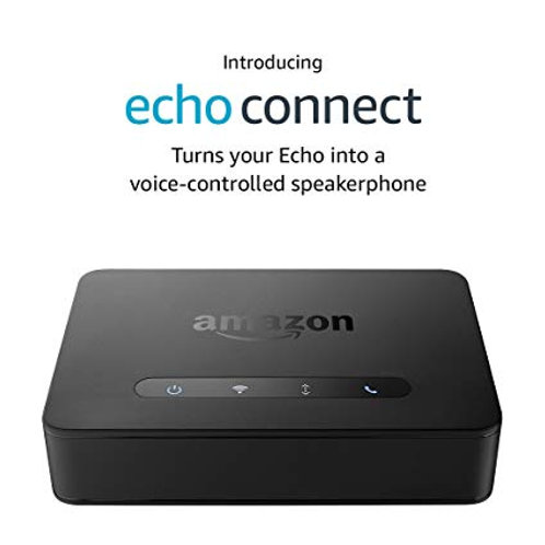 Echo Connect GateWay PSTN SmartHome.