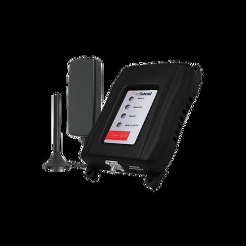 Kit amplificador de señal celular para vehículo, soporta 4G LTE, 3G, 2G