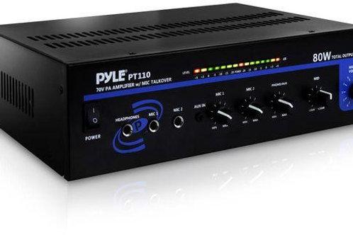 Amplificador Mono compacto de megafonía - Sistema de receptor de altavoz