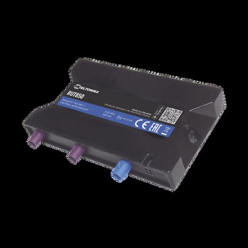 Router LTE para Vehículos, con Wi-Fi 2.4 GHz y localizador GPS, Bandas B1, B2, B