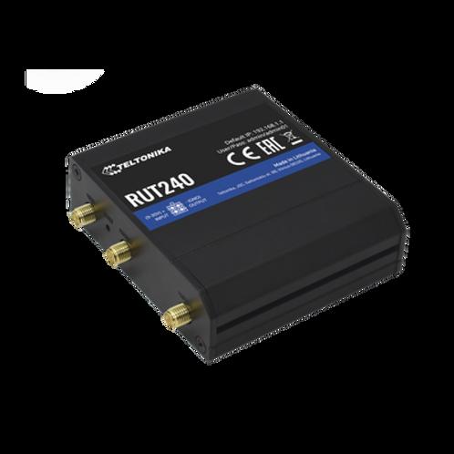 Router LTE, Slot para SIM, 2 puertos Ethernet 10/100 Mbps, Wi-Fi 2.4 GHz