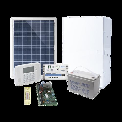 Sistema de Alarma VISTA48LA Alimentado por Celda Solar, incluye Teclado
