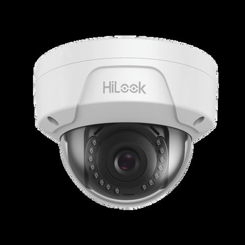 HiLook Series / Domo IP 2 Megapixel / 30 mts IR / H.265 / Exterior IP67 /