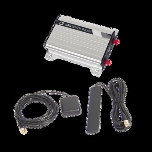 Localizador Vehicular 3G, Metalico con antenas externas y opcion para camara fotografica
