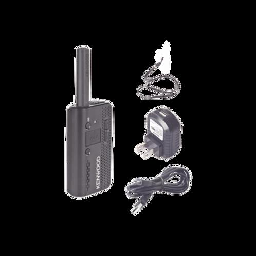 Radio analógico super compacto, 1.5 W, UHF 440-480d