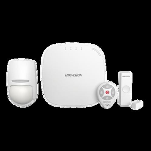 KIT para Panel de Alarma / Incluye: 1 Hub / 1 Sensor PIR /