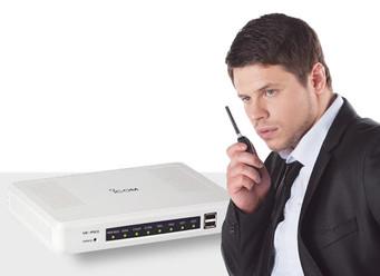 Sistema Versátil de Radio y Voz Sobre IP para Múltiples Soluciones de Comunicación