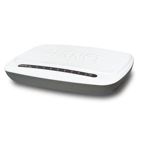 Switch no administrable Gigabit ethernet de 8 puertos 10/100/1000Mbps