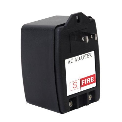 Transformador de pared de 12 VCA a 30 VA. Modelo recomendado: RT1230L
