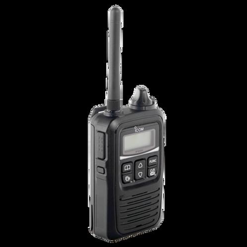 Radio de comunicación en banda libre en 2.4GHz y 5