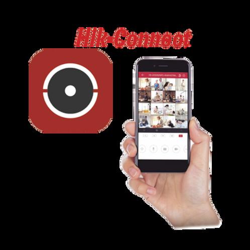 Plataforma Gratuita Hik-Connect / P2P / Notificaciones Push / Aplicación Móvil /